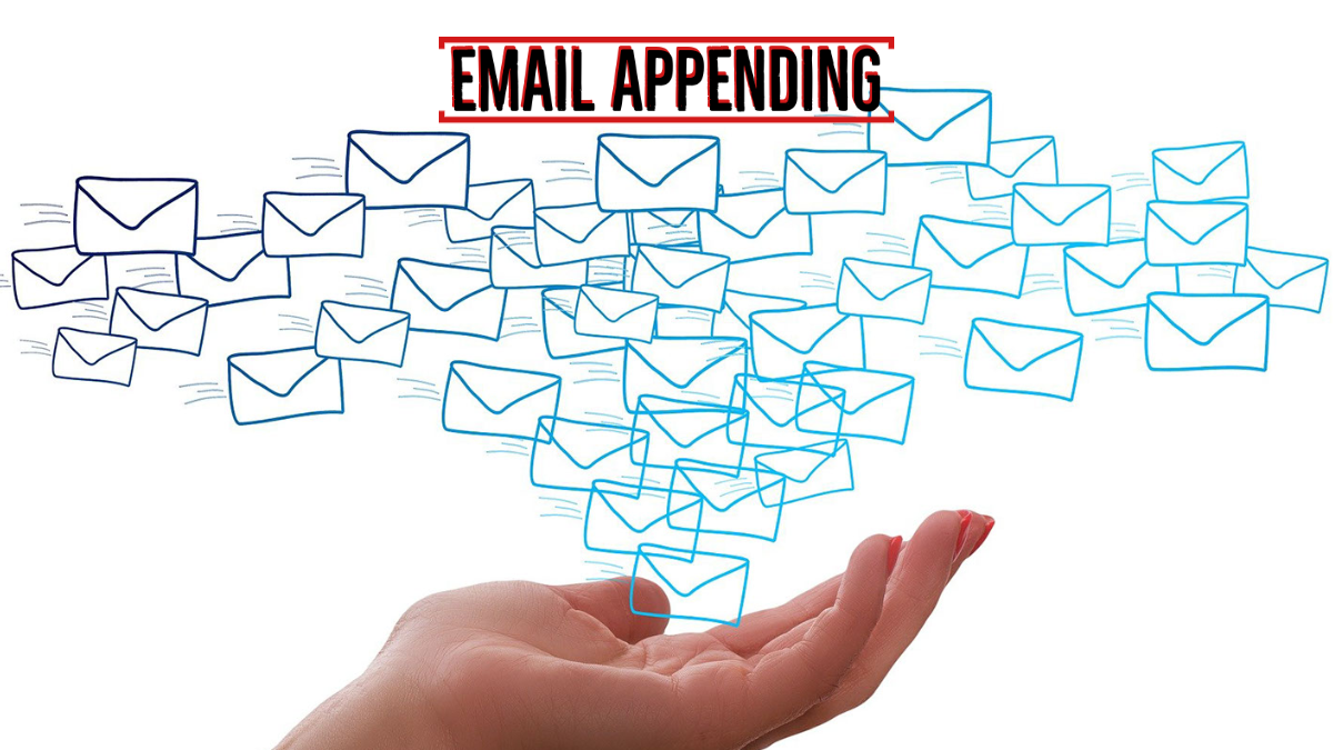 How Email Appending Can Upgrade Your Contacts List | Data Marketers Group