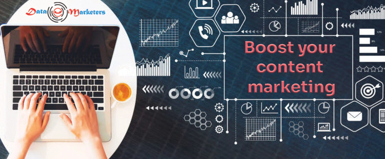 Boost Your Content Marketing | Data Marketers Group