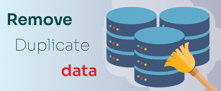 Remove Duplicate Data | Data Marketers Group