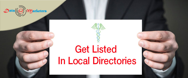 Get Listed In Local Directories | Data Marketers Group