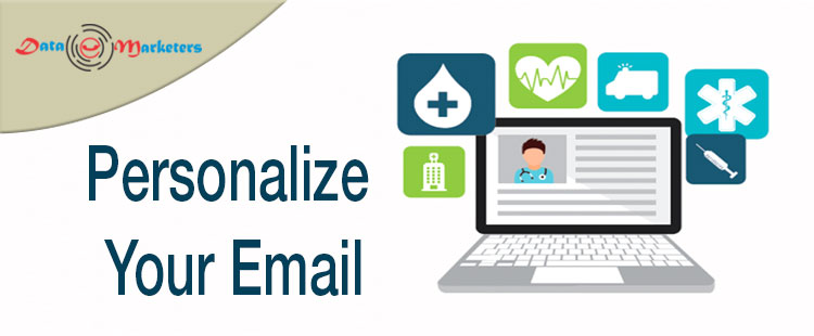 Personalize Your Email | Data Marketers Group