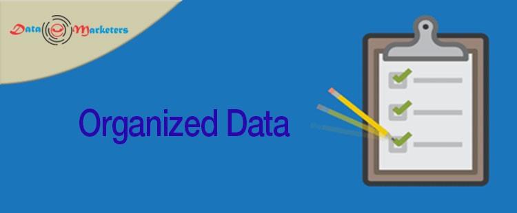 Organized Data | Data Marketers Group