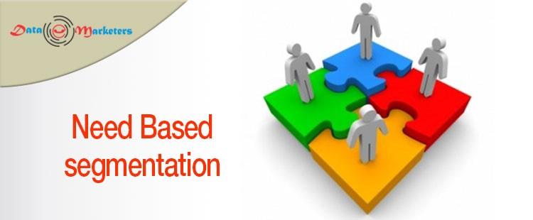 Need Based Segmentation | Data Marketers Group