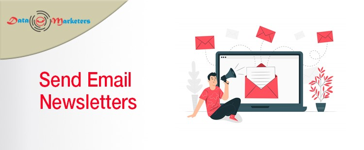Send Email Newsletters | Data Marketers Group