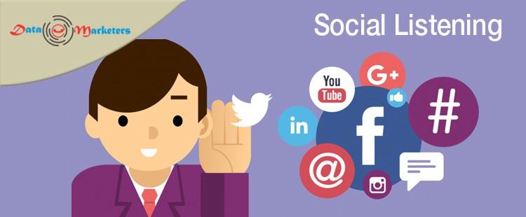 Social Listening | Data Marketers Group