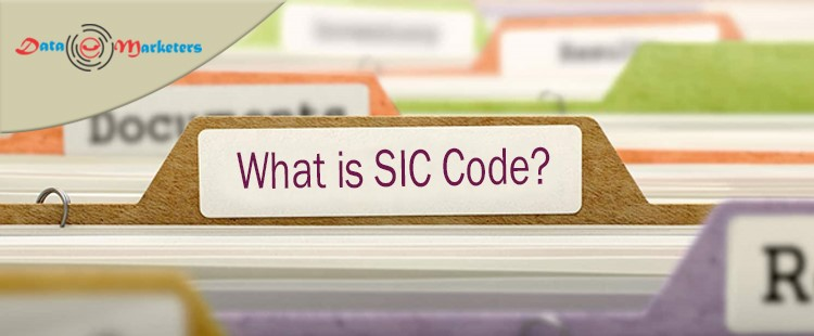 What is SIC Code   Data Marketers Group