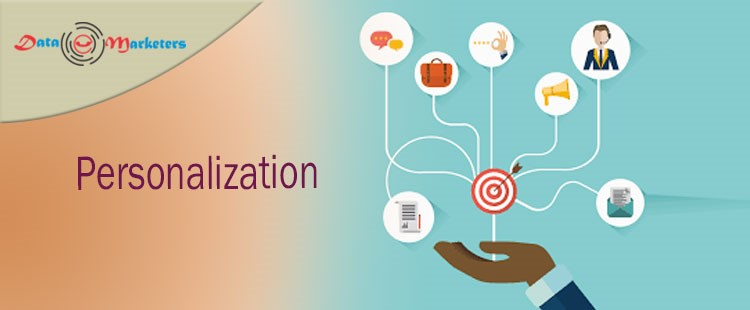 Personalization | Data Marketers Group