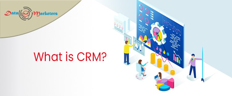 What is CRM   Data Marketers Group