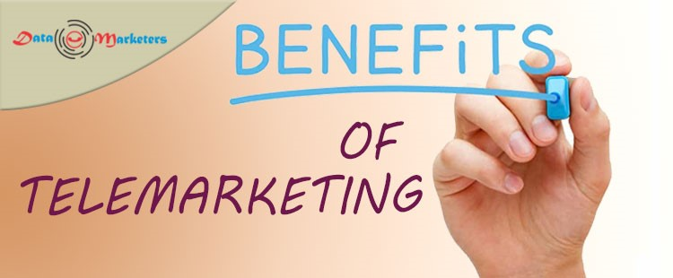 Benefits of Telemarketing   Data Marketers Group