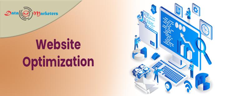 Website Optimization | Data Marketers Group