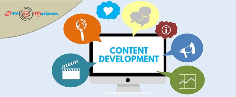 Content Development | Data Marketers Group