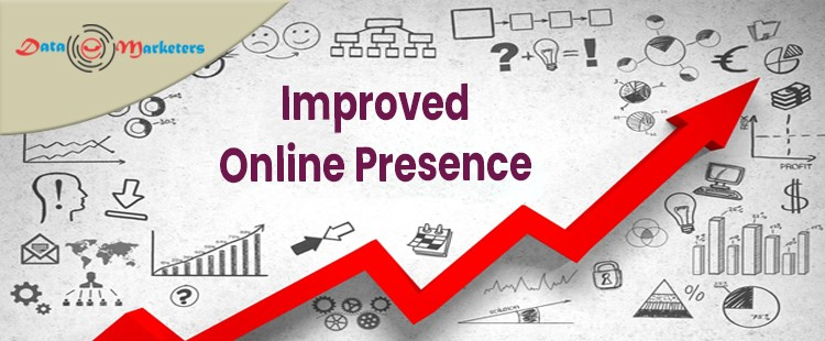 Improved Online Presence | Data Marketers Group