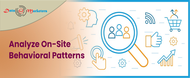 Analyze Onsite Behavioral Patterns   Data Marketers Group