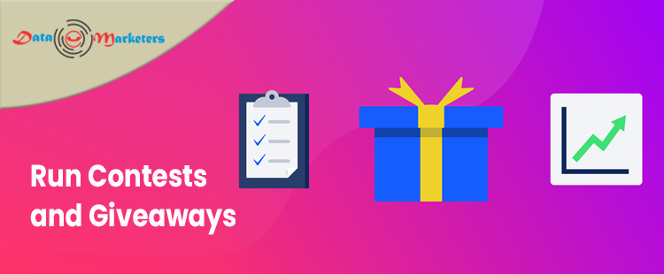 Run Contests and Giveaways   Data Marketers Group