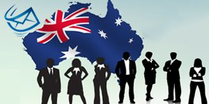 Australia Business Email List | Data Marketers Group