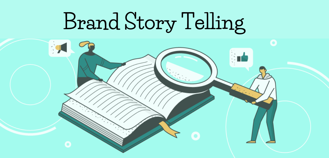 Brand Story Telling | Data Marketers Group